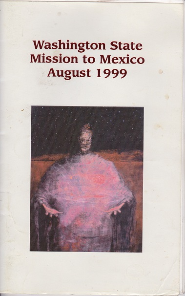 Washington State Mission To Mexico<br /> Aug. 1999